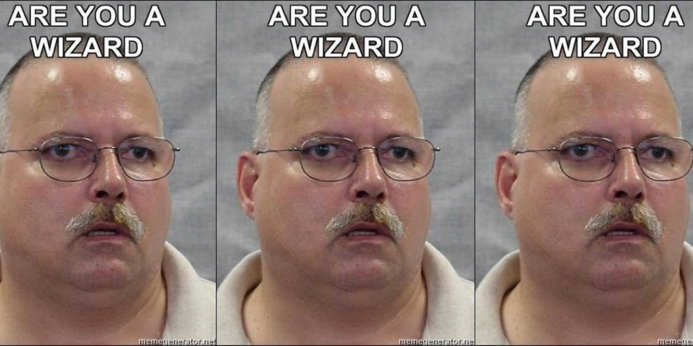 Are you a wizard?